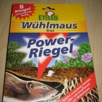 Wühlmausfrei Power-Riegel