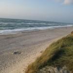 Der Strand von Klegod